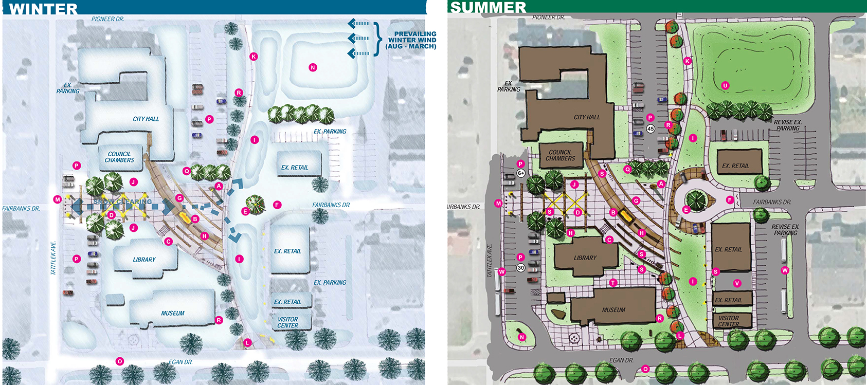 Valdez Beautification Master Plan